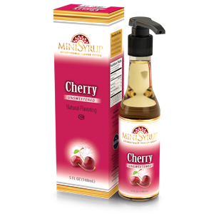 Minisyrup-Cherry