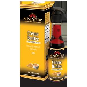 Minisyrup-CremeBrulee