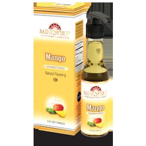 Minisyrup-Mango