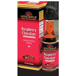 Minisyrup-RaspberryChocolate